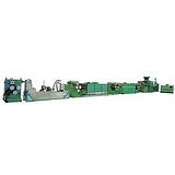 HDPE塑料管设备益丰塑机HDPE塑料管设备