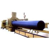 益丰塑机HDPE塑料管生产线青岛HDPE塑料管生产线