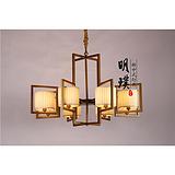 古典中式吊灯图片 大厅现代新中式吊灯品牌 禅意新中式吊灯