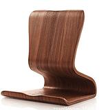 弧形优美弯曲木支架,胶合弯板定制,曲木加工