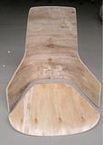 直供弯曲木防静电椅子靠背,平板条加工,曲木异形板