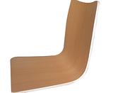 环保健康,曲木椅子板,弯曲木长椅加工,多层板定制