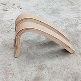 长期供应弯曲木板,时尚弯曲木扶手定制