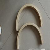 高档品质曲木床头柜弯板,平板条加工,直木床板条定制