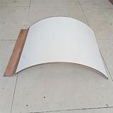 加工休闲桌椅配件,异形弯板,各种弧度弯板