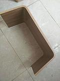 设计新颖,曲木休闲桌,弯曲木加工,桌椅配件定制