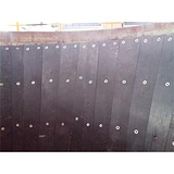 盛兴橡塑遵义高分子耐磨板超高分子耐磨板