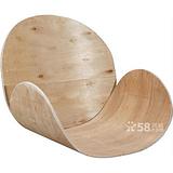 天然环保曲木板,曲木老板椅子背板座板加工,异形弯板定制