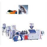 供应青岛塑料管设备青岛塑料管设备益丰塑机多图