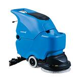 无锡容恩R50B商场用手推式洗地机,瓷砖地面清洗吸干机报价