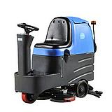 无锡机场用驾驶式洗地机报价,环氧地面用吸尘拖地扫地机销售