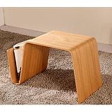 抗高温木质弯板加工,环保弯曲木客厅茶几,异形弯板