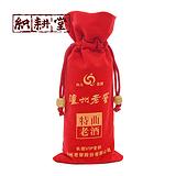 礼品绒布袋 绒布袋包装定做 绒布袋酒袋生产厂家