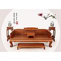 成都仿古家具厂中式古典家具定制 客厅家具定制 罗汉床