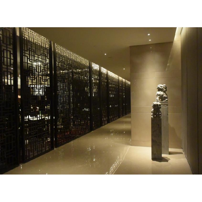 酒店艺术装置设计五星级度假酒店配饰设计