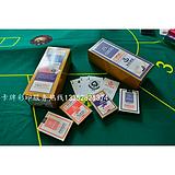 供应黑芯纸扑克牌进口310克黑芯纸
