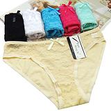新款热销女式内裤 性感蕾丝情趣女士内裤 速卖通货源库存女式三角裤