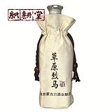 供应酒类礼品包装袋 红白酒包装袋 高档绒布酒袋定做