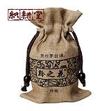 食品麻布袋尺寸 麻布杂粮袋厂家定做 束口麻布袋生产