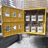玻璃钢燃气箱模压燃气箱SMC玻璃钢燃气箱电表箱
