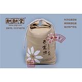 麻布杂粮袋定做 麻布酒袋专业定制厂家织耕堂布艺包装