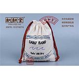棉布束口袋厂家 棉布杂粮袋定制 棉布袋制作