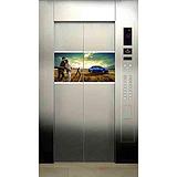 廣州電梯門封面廣告、電梯框架廣告精準投放