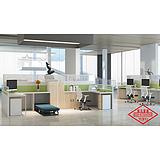 西安屏风隔断-雅凡办公家具公司带午休床多功能现代办公室屏风办公桌