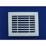 空调铝合金风口报价六盘水空调铝合金风口日月升通风设备