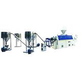 益丰塑机青岛PE管设备供应青岛PE管设备