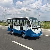 上海观光游览车 14座公园代步车价格