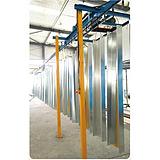 津南金属电缆桥架捷维诺大型喷涂对外加工金属电缆桥架定制