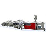 塑料建筑模板设备益丰塑机塑料建筑模板设备厂家