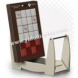 凹型可爱便携式瓷砖展架T514