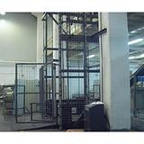 甘肃升降货梯,霸力厂家定做安装,升降货梯价格