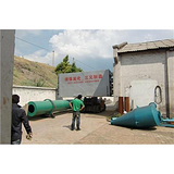 平坝县自动化炭化机,三兄木炭机厂,花生壳自动化炭化机