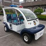长沙电动巡逻车 4座电动纠察车 保安巡逻电瓶车