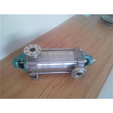 DF80305 中沃  不锈钢多级泵吐出段