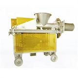 玻璃加料机,山东鲁冠机械,螺旋式玻璃加料机