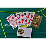 柬埔寨条码扑克都是宇华扑克厂印刷的