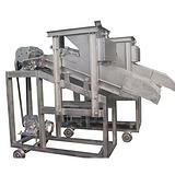 斜毯式玻璃加料机玻璃加料机山东鲁冠机械多图