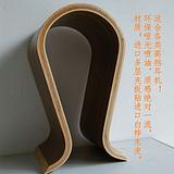 广东厂家,曲木耳机架,弯曲木制品加工