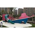 上海组合滑梯厂家,西拓游乐设备,组合滑梯厂家直销