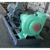 150HW12 中沃  环保型后开式混流泵 离心清水泵