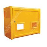 户外透明插卡电表箱玻璃钢电表箱厂家