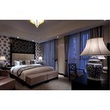 度假酒店陈设设计之酒店装饰家具设计