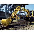 多功能公路铁路两用轮式挖掘机钩机 公路铁路两用挖掘机