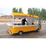 润如吉餐车早餐车多功能电动早餐车