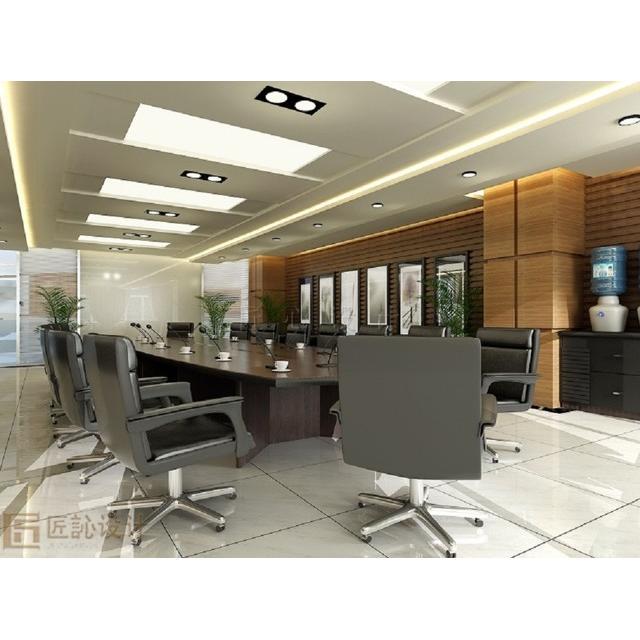 济南办公室装修 办公室设计 突出企业形象