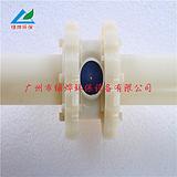 单孔膜曝气器 小型曝气头